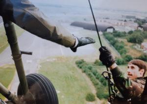 Military activity